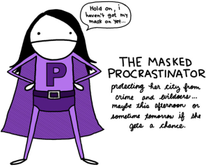 master procrastinor