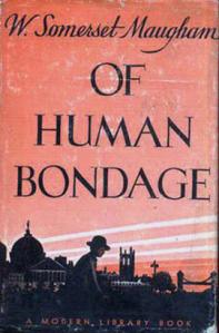 Of Human Bondage - W Somerset Maugham