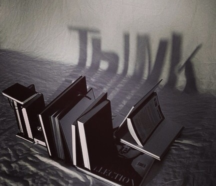 Photo of the Day: Think