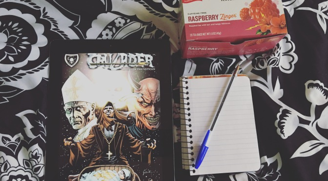Book Review: Cruzader by Omar Morales