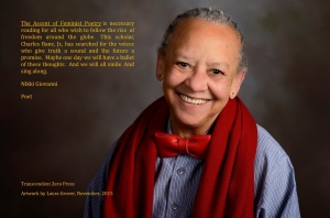 Nikki Giovanni - Ascent of Feminist Poetry - Ad- 1-2