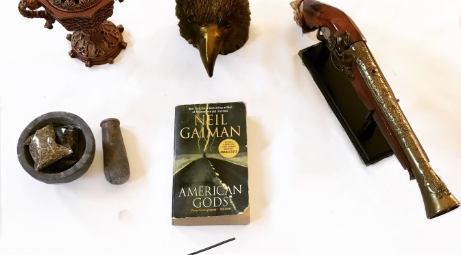 Should You Read American Gods by Neil Gaiman?